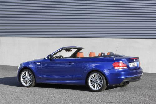 Bmw 1 Series E82 135i Convertible 2007 Hd Pictures