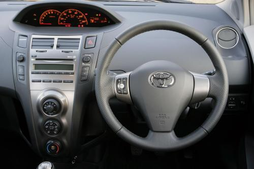 Toyota Yaris (2009) - picture 24 of 25