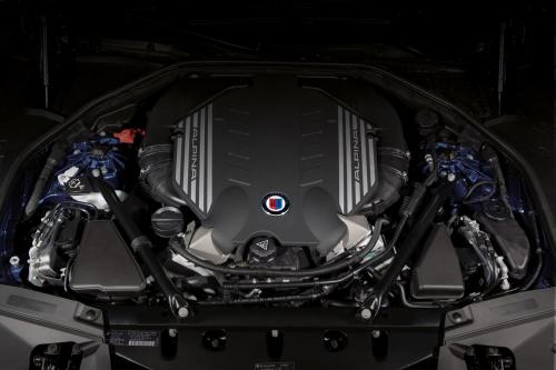 BMW Alpina B7 (2013) - picture 8 of 8