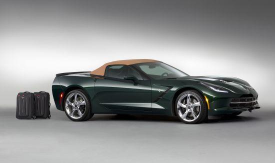 2014  Chevrolet Corvette Stingray Premiere Edition Convertible