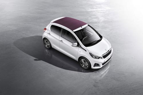 Peugeot 108 (2014) - picture 8 of 10