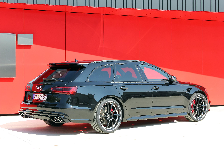 ABT Audi AS6 - фотография №3