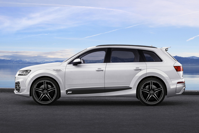 ABT Audi Q7 Exclusive - фотография №2