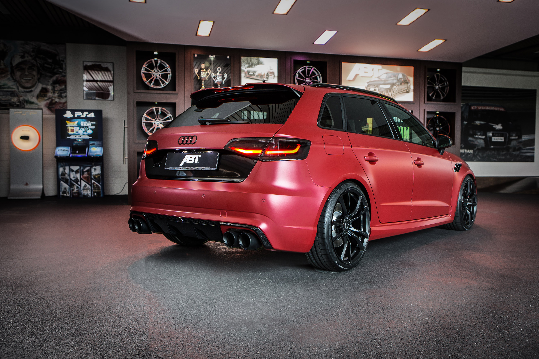 ABT Audi RS3 450 - фотография №2