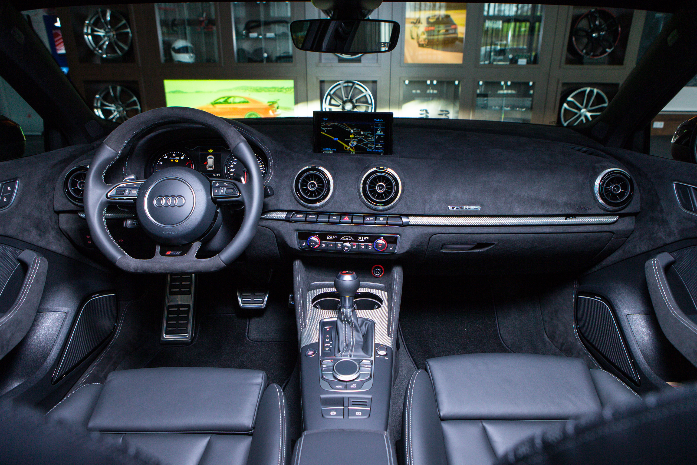 ABT Audi RS3 450 - фотография №3