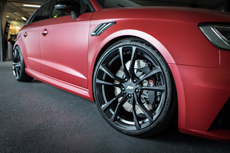 ABT Audi RS3 450 - фотография №13