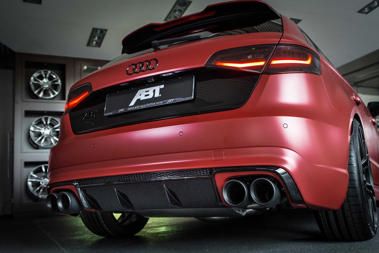 ABT Audi RS3 450 - фотография №16