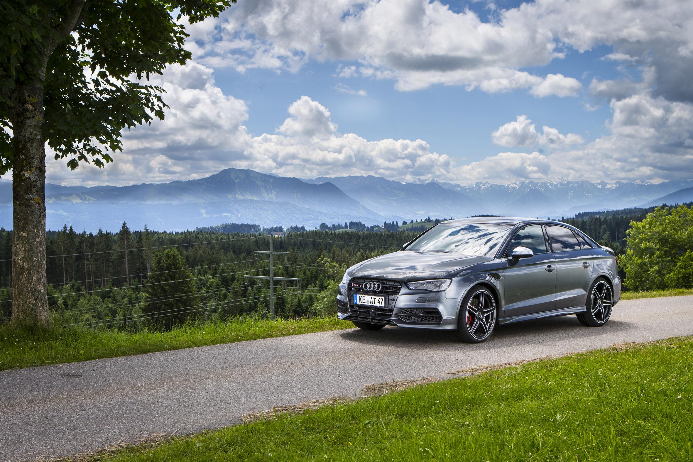 ABT Audi S3 limo - фотография №2