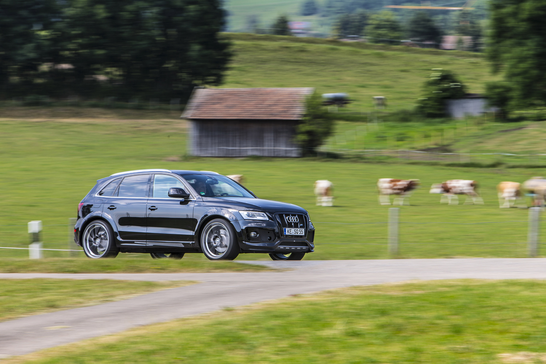 ABT sportsline Audi SQ5 - фотография №3
