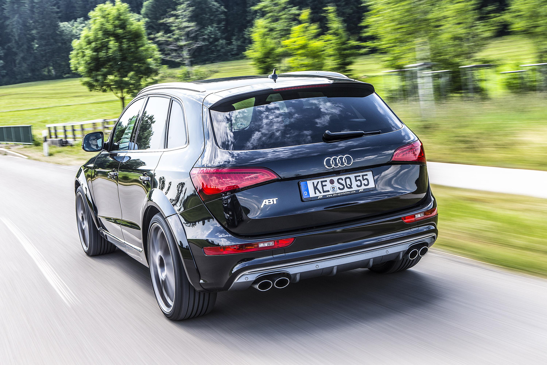 ABT sportsline Audi SQ5 - фотография №6