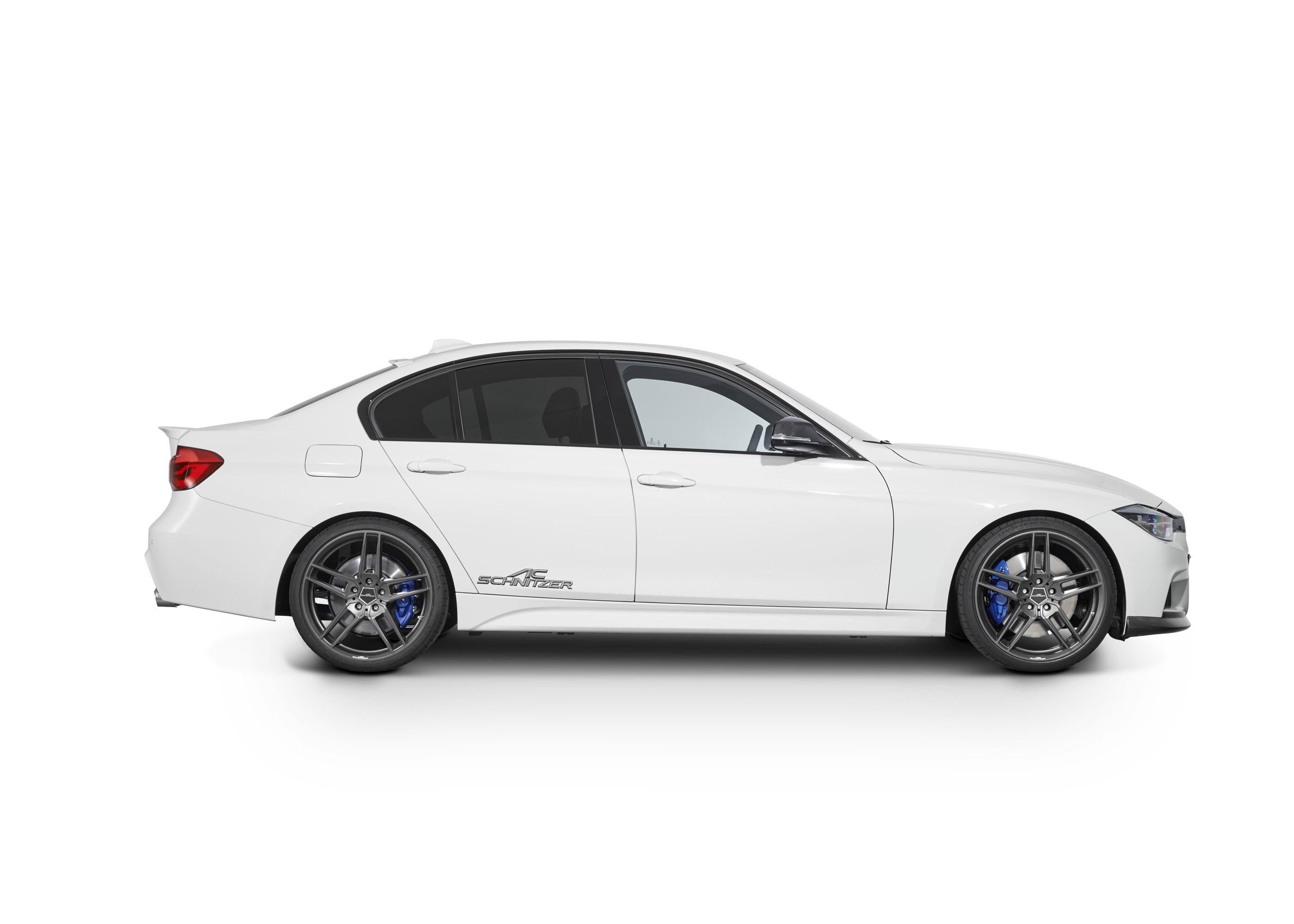 AC Schnitzer обновления BMW 3-й серии - фотография №2