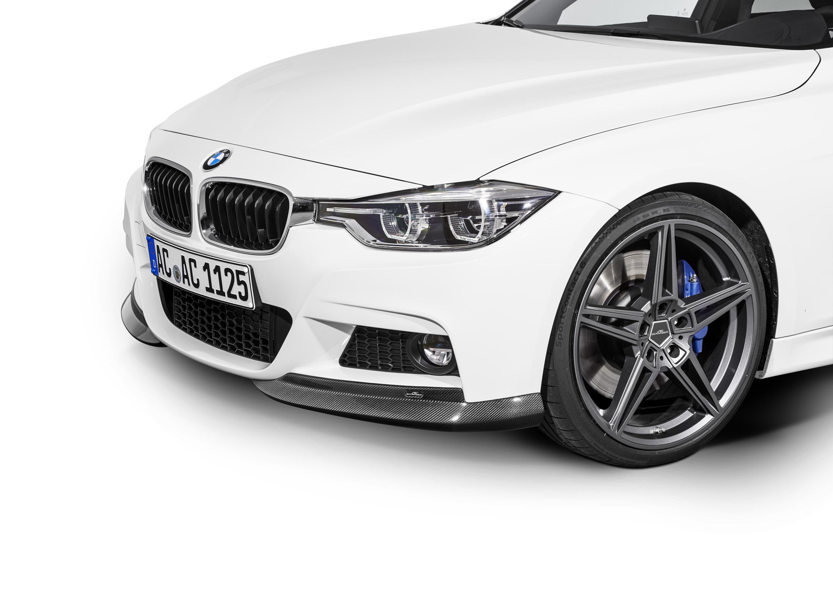 AC Schnitzer обновления BMW 3-й серии - фотография №5