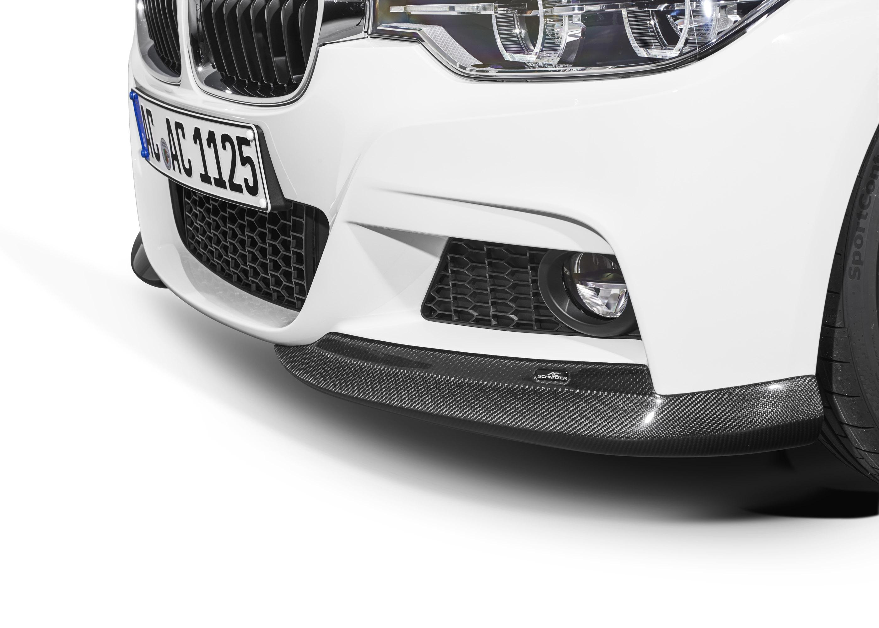 AC Schnitzer обновления BMW 3-й серии - фотография №6