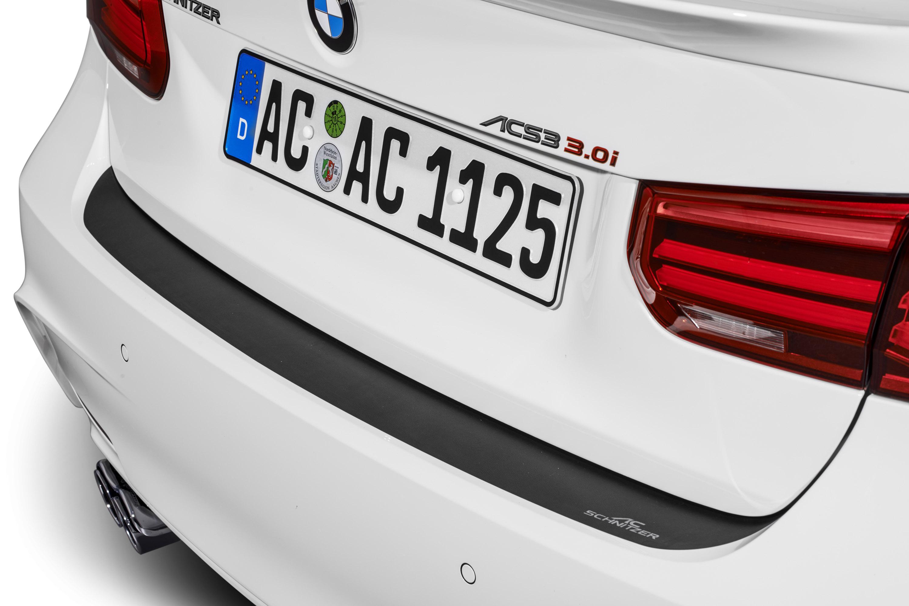 AC Schnitzer обновления BMW 3-й серии - фотография №11