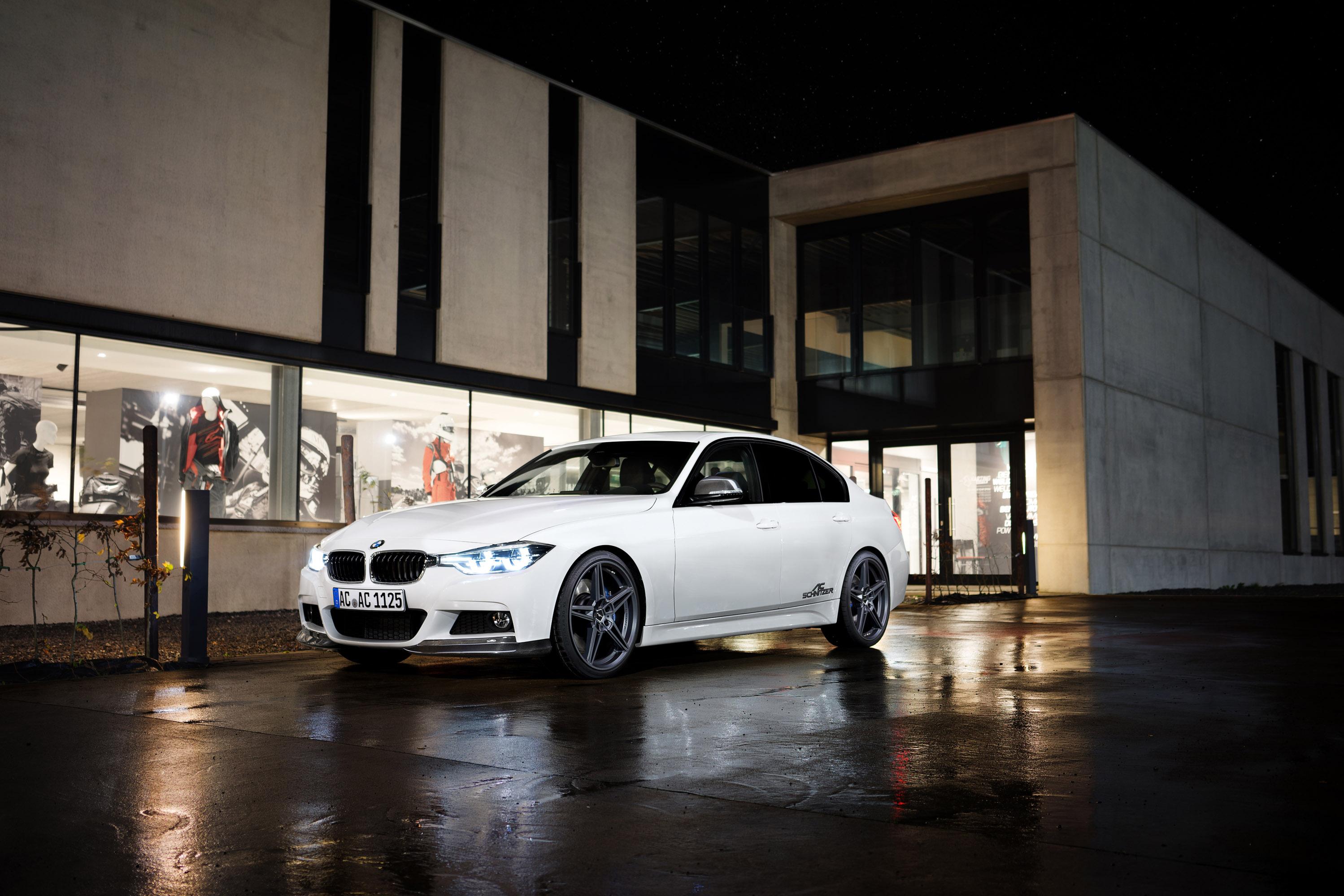AC Schnitzer обновления BMW 3-й серии - фотография №14