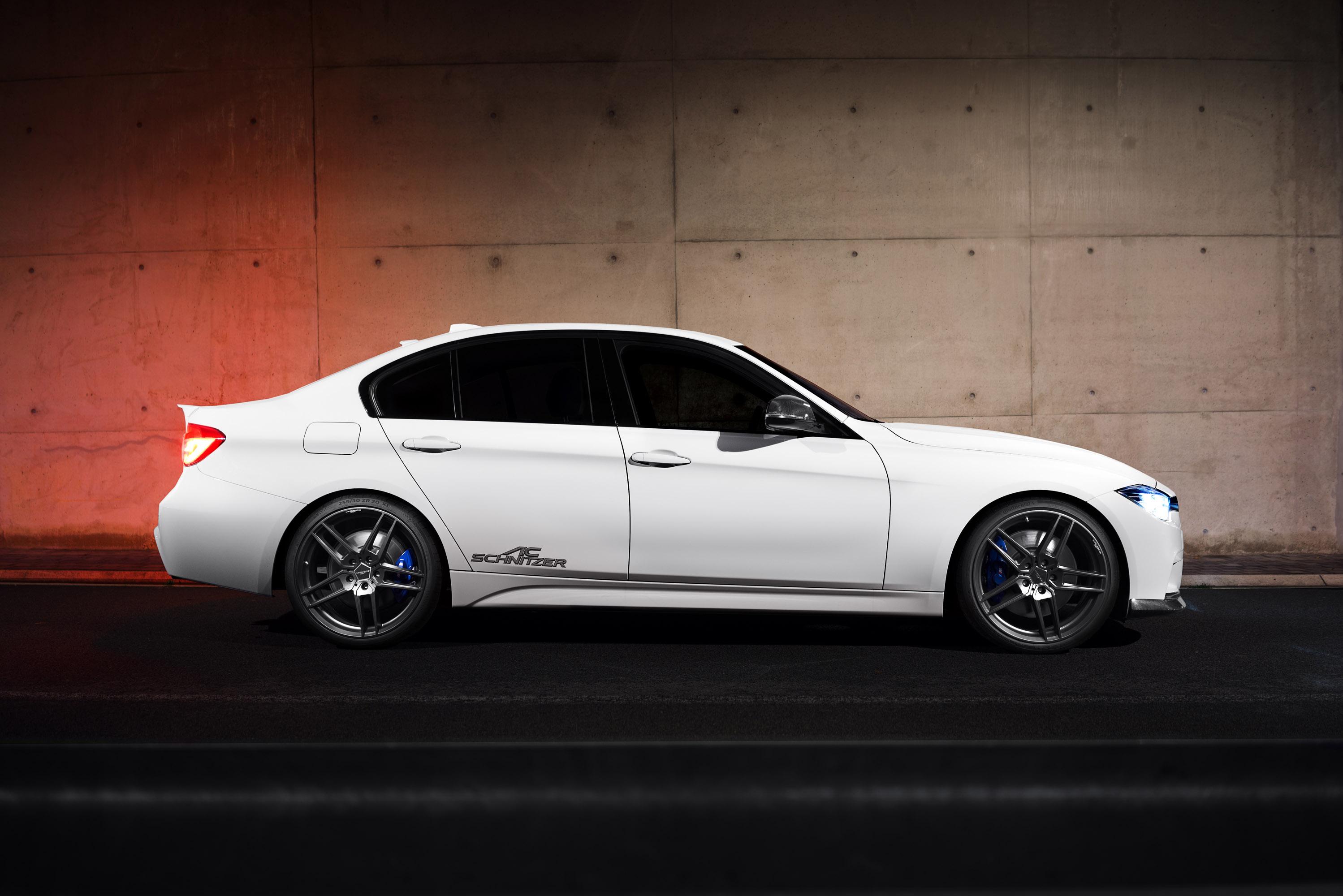 AC Schnitzer обновления BMW 3-й серии - фотография №16
