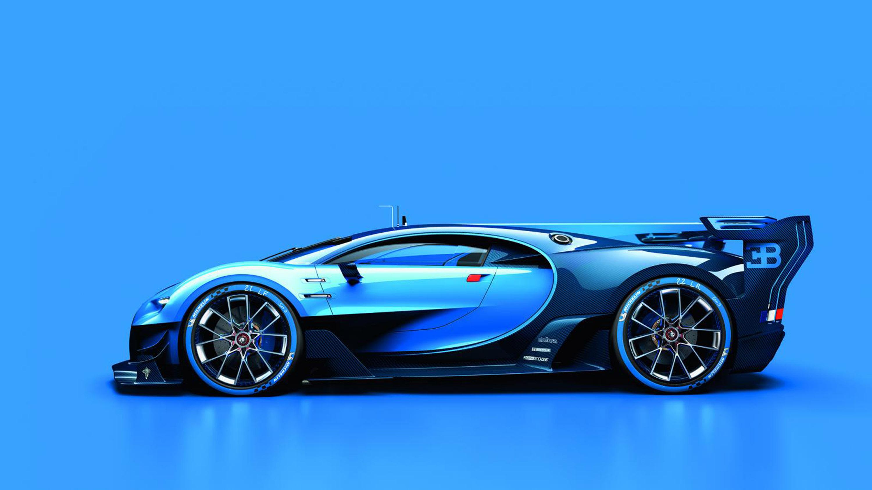 bugatti - фотография №6