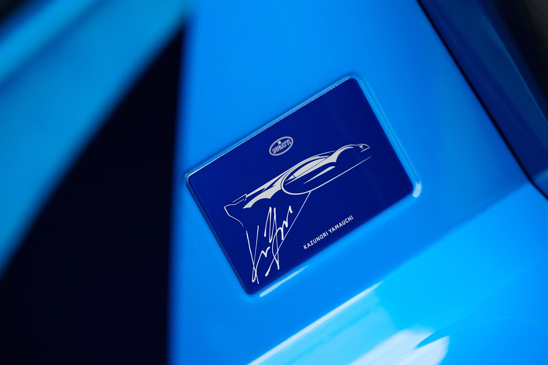 Bugatti Vision Gran Turismo Concept - фотография №22
