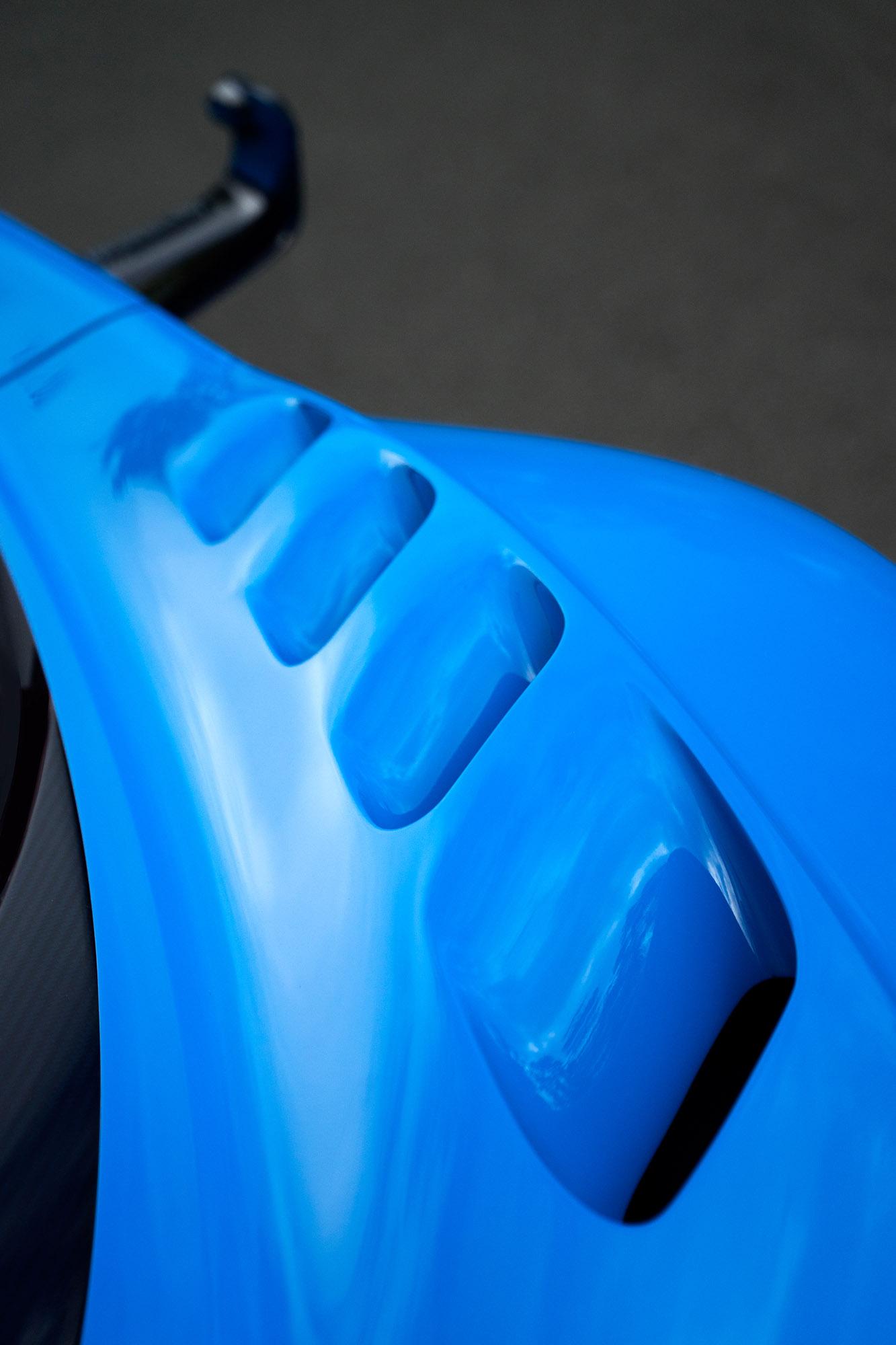 Bugatti Vision Gran Turismo Concept - фотография №27