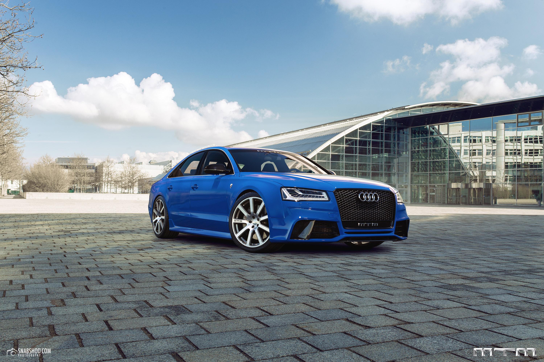 1й автомобиль МТМ от Audi представленный на Женевском автосалоне - фотография №2