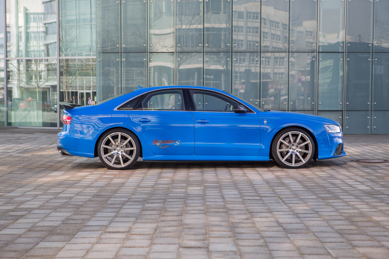 1й автомобиль МТМ от Audi представленный на Женевском автосалоне - фотография №3