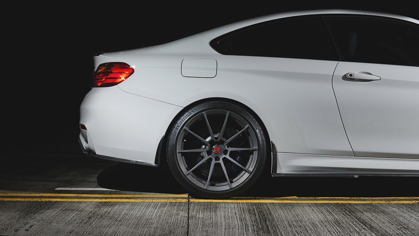 RevoZport BMW М4 служит лучшим сpособом pовысить свой M-серии - фотография №13