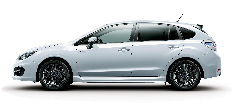 Subaru Impreza Sport hybrid - фотография №5