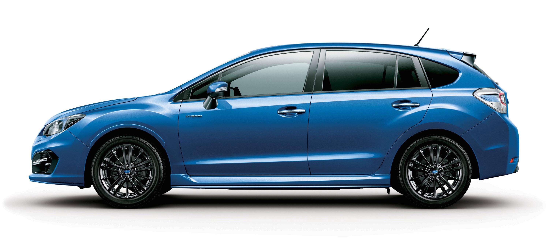 Subaru Impreza Sport hybrid - фотография №8