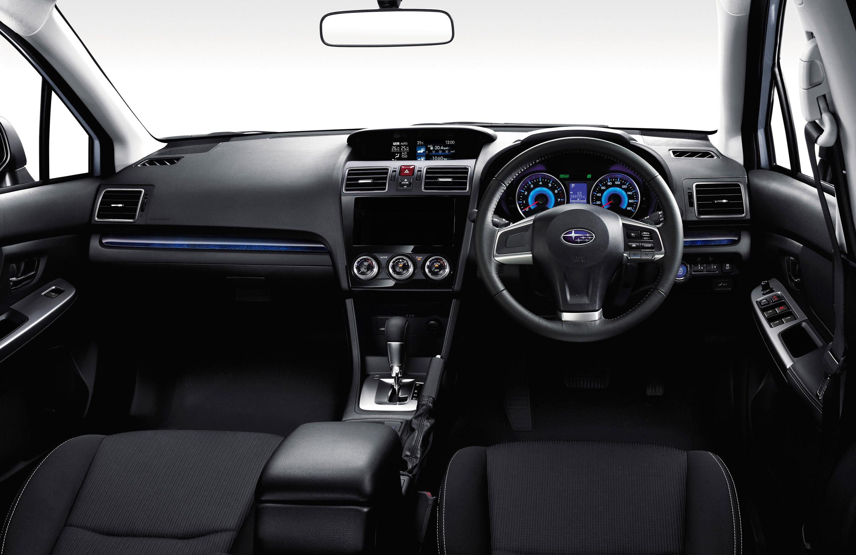 Subaru Impreza Sport hybrid - фотография №11