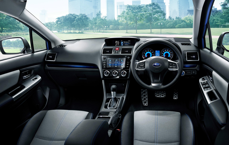 Subaru Impreza Sport hybrid - фотография №13