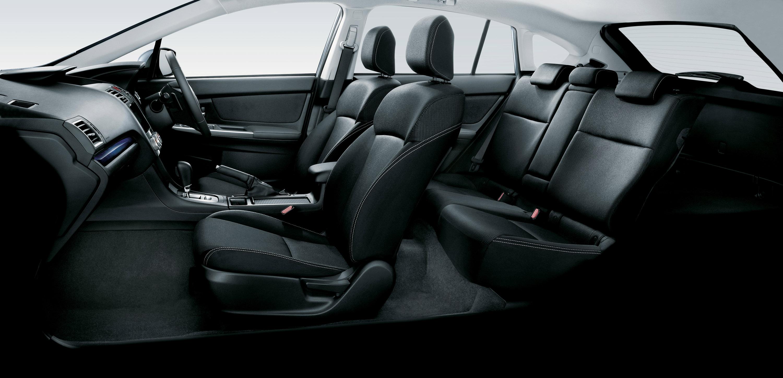 Subaru Impreza Sport hybrid - фотография №16