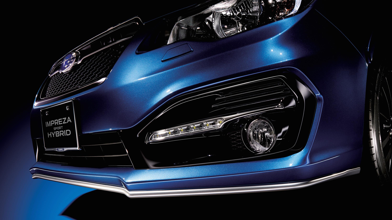 Subaru Impreza Sport hybrid - фотография №18