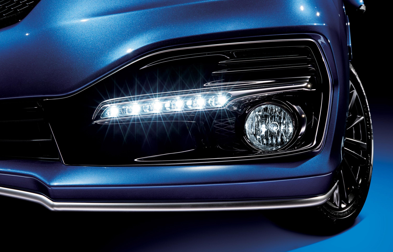 Subaru Impreza Sport hybrid - фотография №22