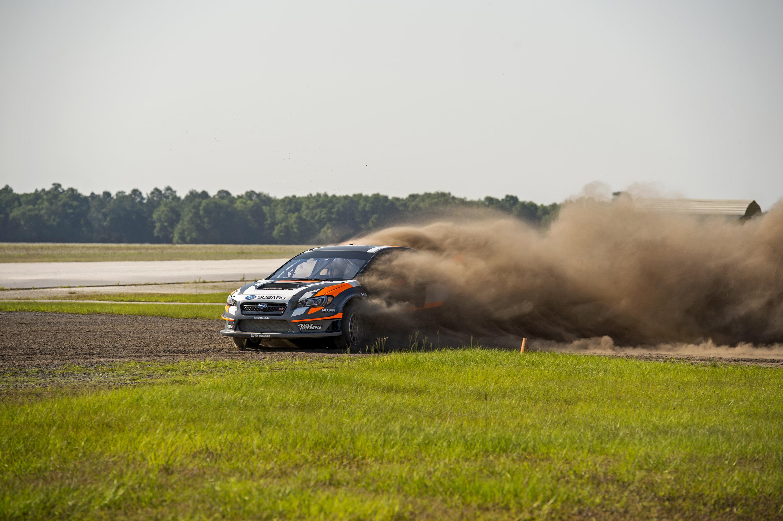 Subaru Team готова к тестированию VR15x - фотография №2