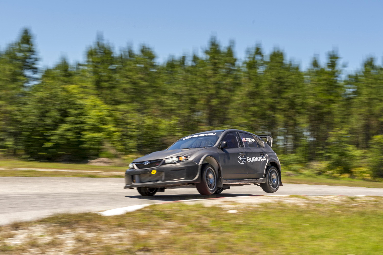 Subaru Team готова к тестированию VR15x - фотография №11