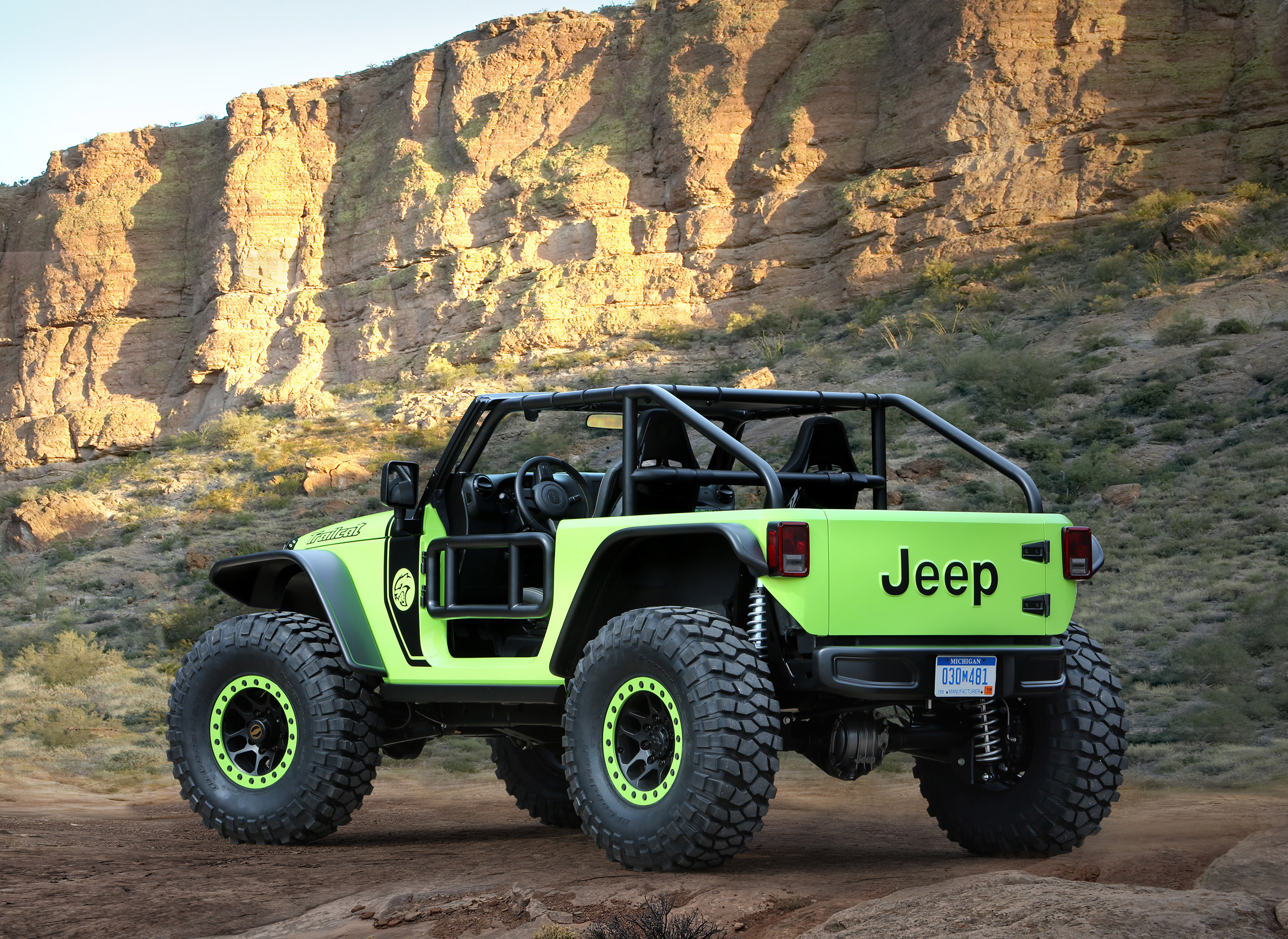 jeep - фотография №2