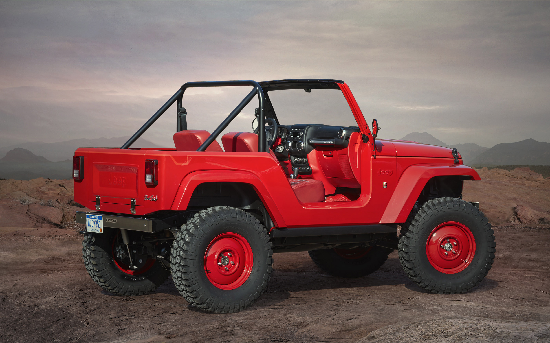 jeep - фотография №6