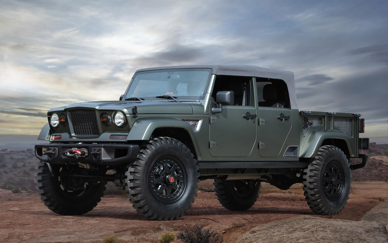 jeep - фотография №8