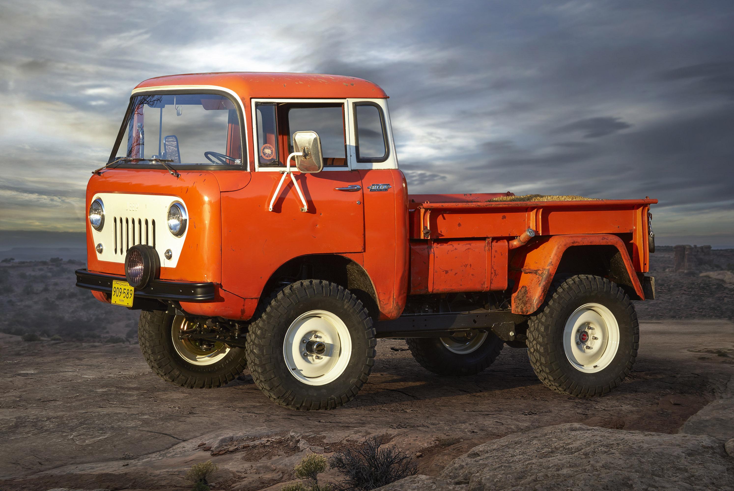 jeep - фотография №18