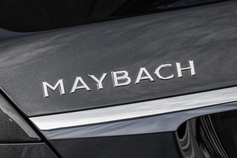 maybach - фотография №27