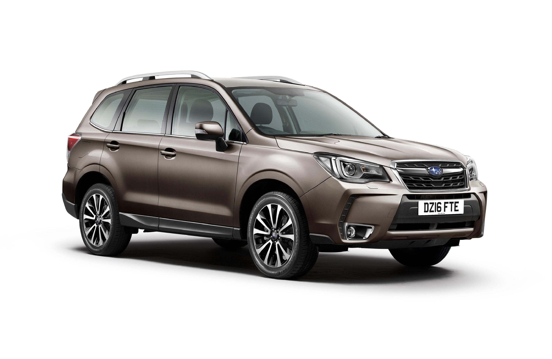 Subaru Forester Facelift - фотография №2