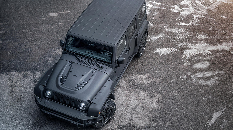 jeep - фотография №5