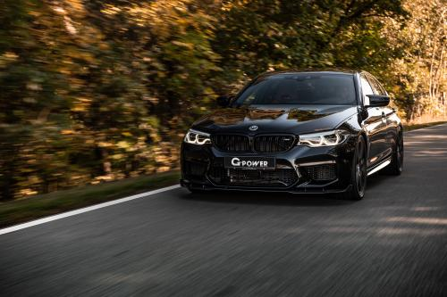 G Power Bmw M5 F90 2018 Hd Pictures Automobilesreview