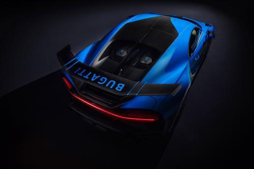 Bugatti Chiron Pur Sport (2020) - picture 8 of 15