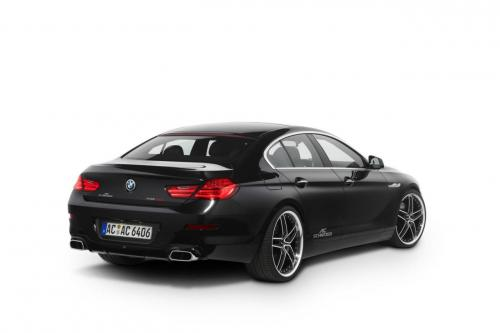 AC Schnitzer BMW 6-Series Gran Coupe (2012) - picture 8 of 14