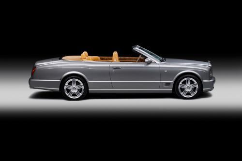Bentley Azure T (2009) - picture 8 of 15