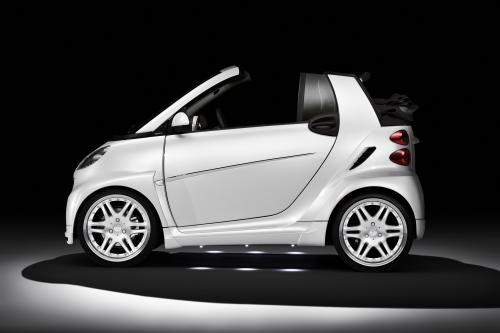 Brabus Smart Fortwo Ultimate 112 2007 Hd Pictures