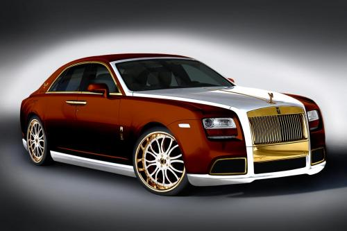Fenice Milano Rolls-Royce Ghost (2010) - picture 8 of 13