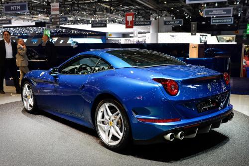 Ferrari California T Geneva (2014) - picture 8 of 8