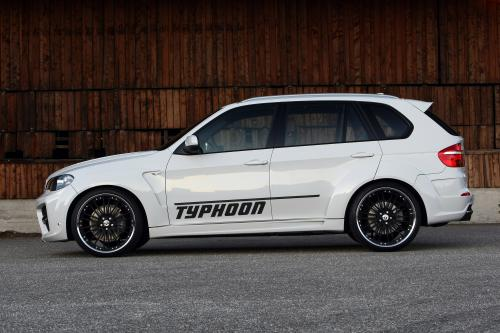 G-POWER BMW X5 TYPHOON RS (2009) - picture 8 of 10